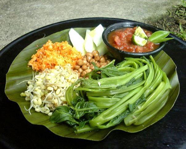 Resep Membuat Plecing Kangkung Khas Lombok