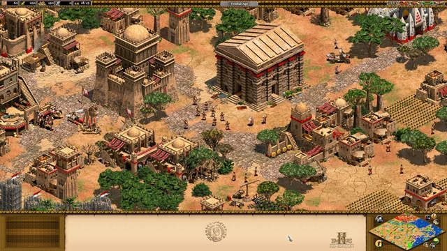 Age of Empires II HD Rise of the Rajas PC Full Español