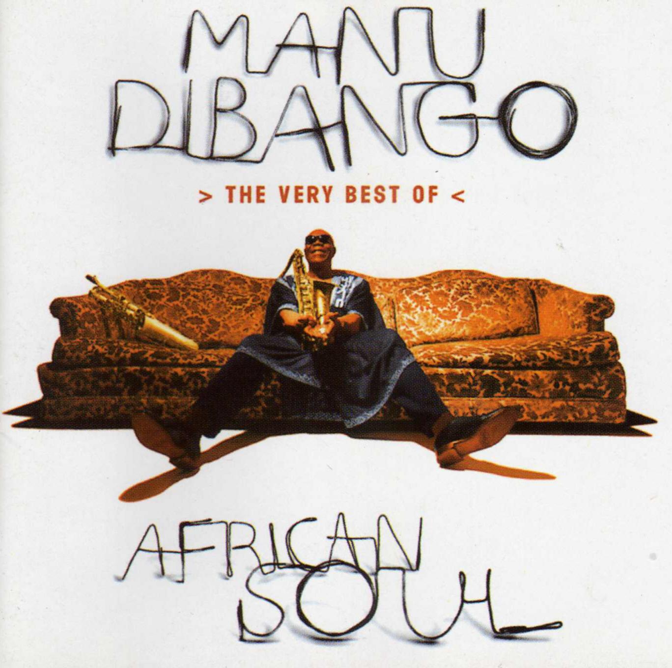 Manu Dibango African Funk