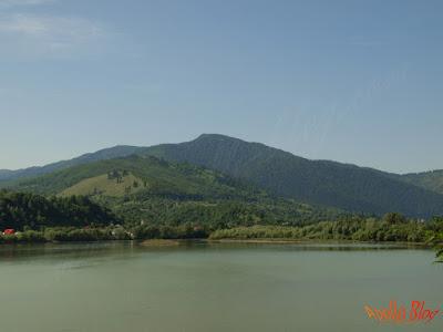 Lacul Pangarati