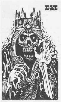 undead creatures: Lich