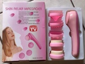 Harga Grosir Skin Relief Massager As Seen On TV Asli Ala Pijat Wajah Terbaru