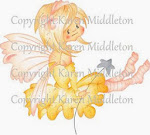 Karen Middleton's Fairie Yellow