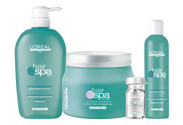 Loreal Professional Hair Spa
