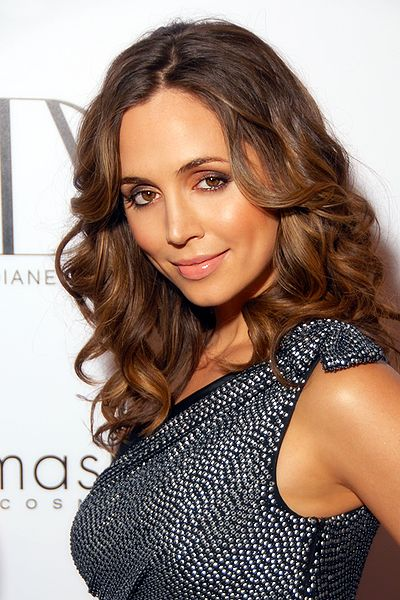of Eliza Dushku at GGSF.