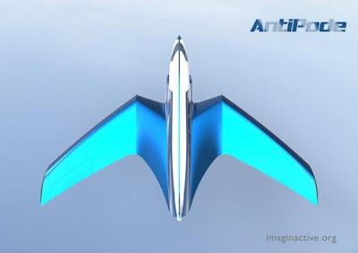 Inilah Jet Hipersonik yang Berkecepatan 16.000 mph