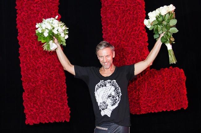 Robert Kupisz po pokazie gelem 14-12-2012