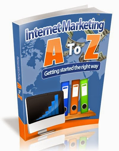 A to Z of INTERNET MARKETING