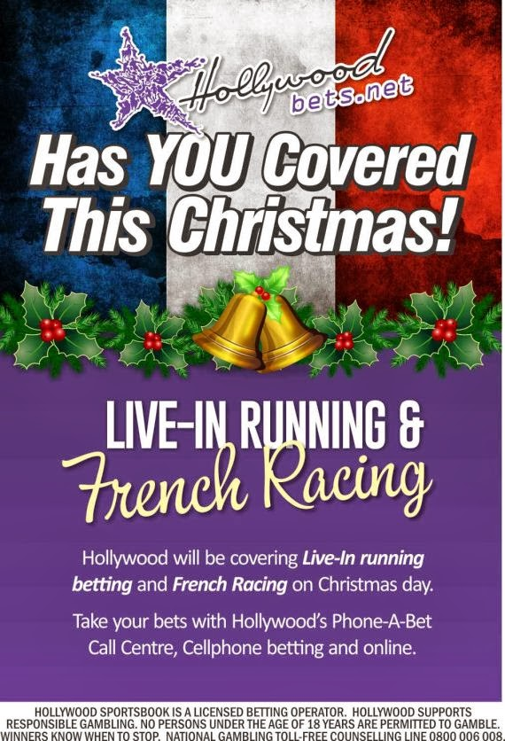 Hollywood Open On Christmas Day African Betting Clan