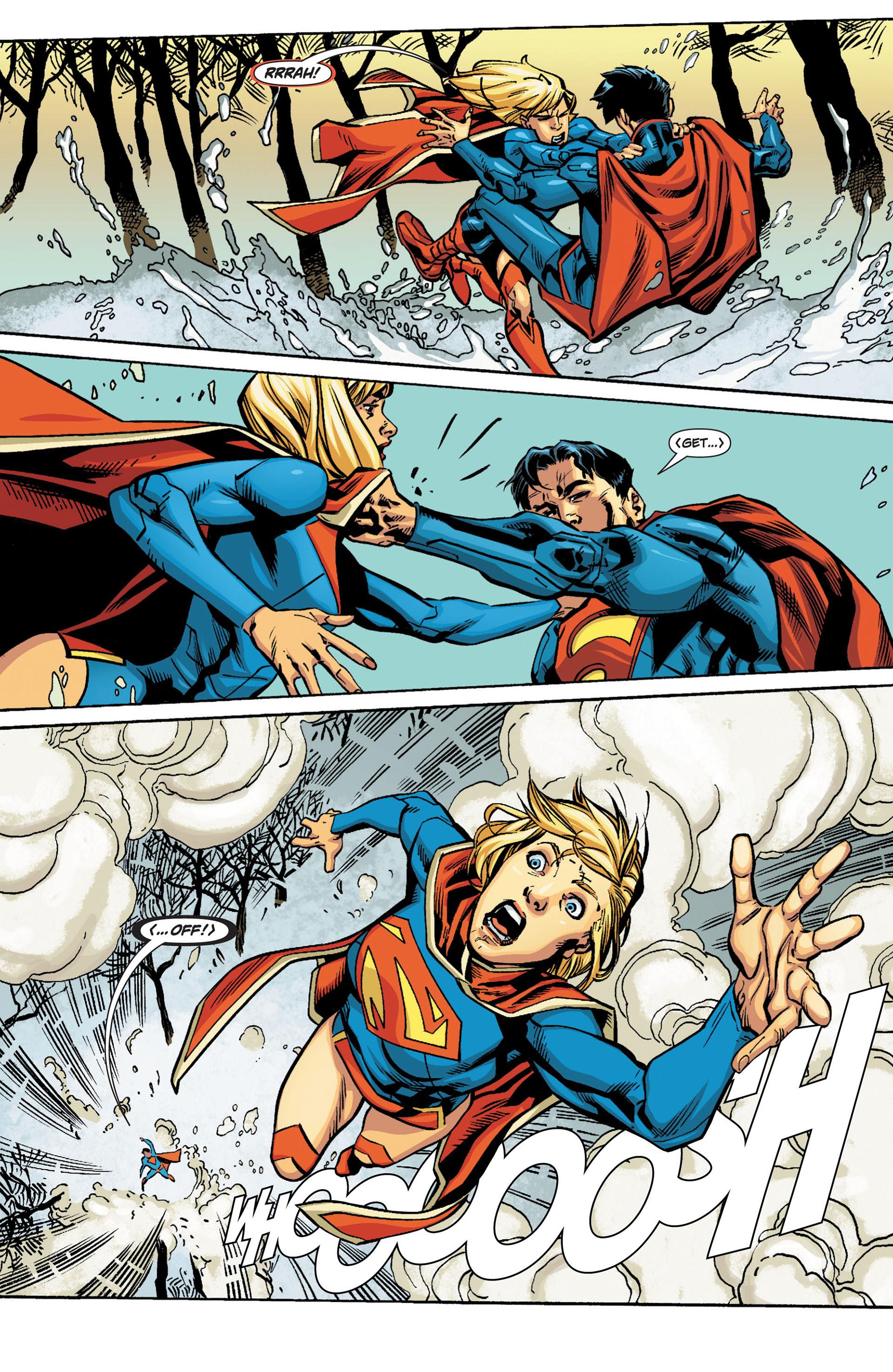 Supergirl (2011) Issue #2 #4 - English 11