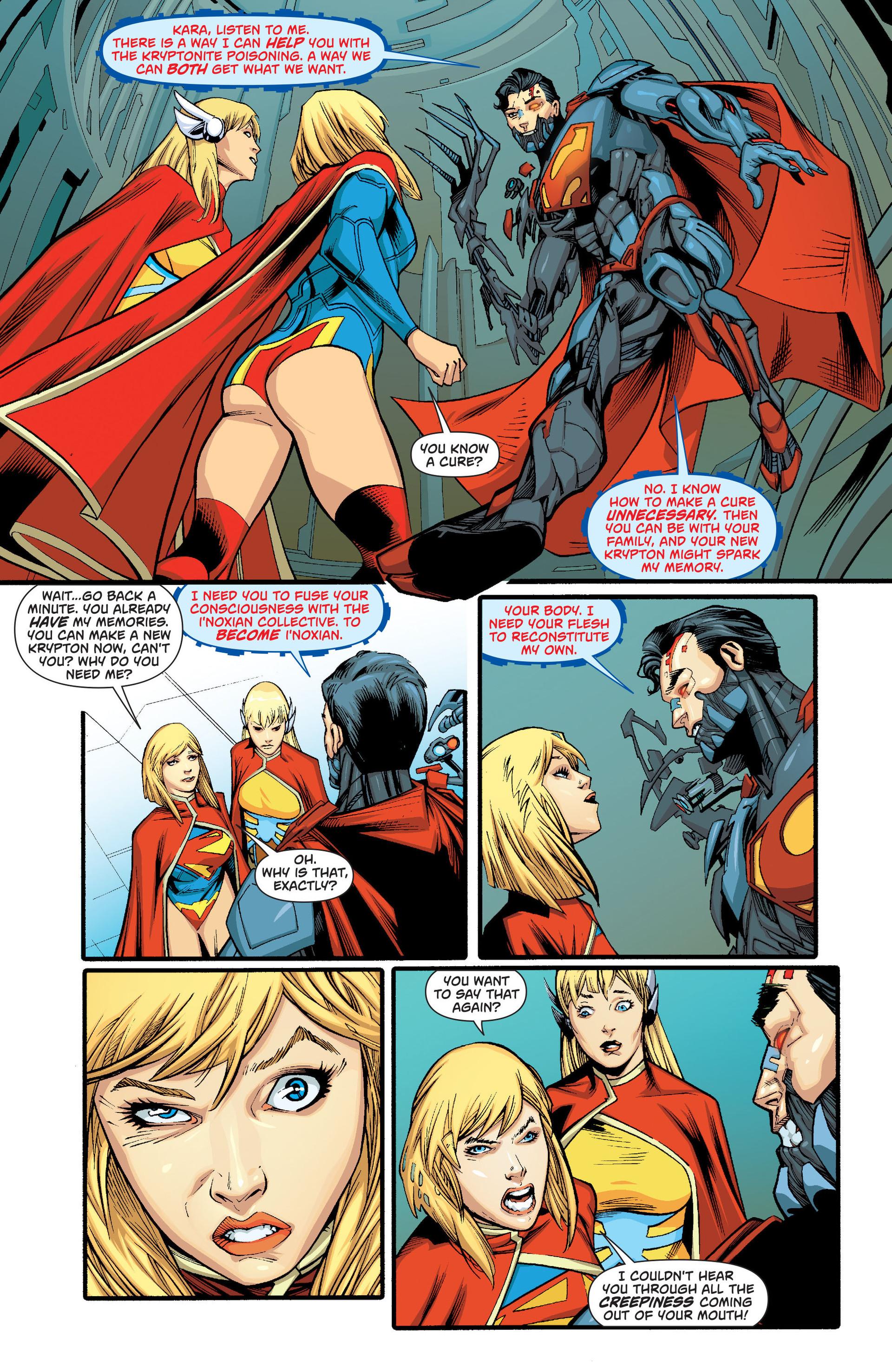 Supergirl (2011) Issue #22 #24 - English 11