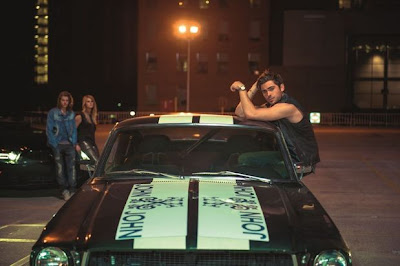 Zac Efron by Jacques Dequeker for John John Denim-4