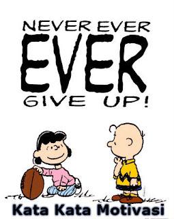 Gigih, tidak pantang menyerah