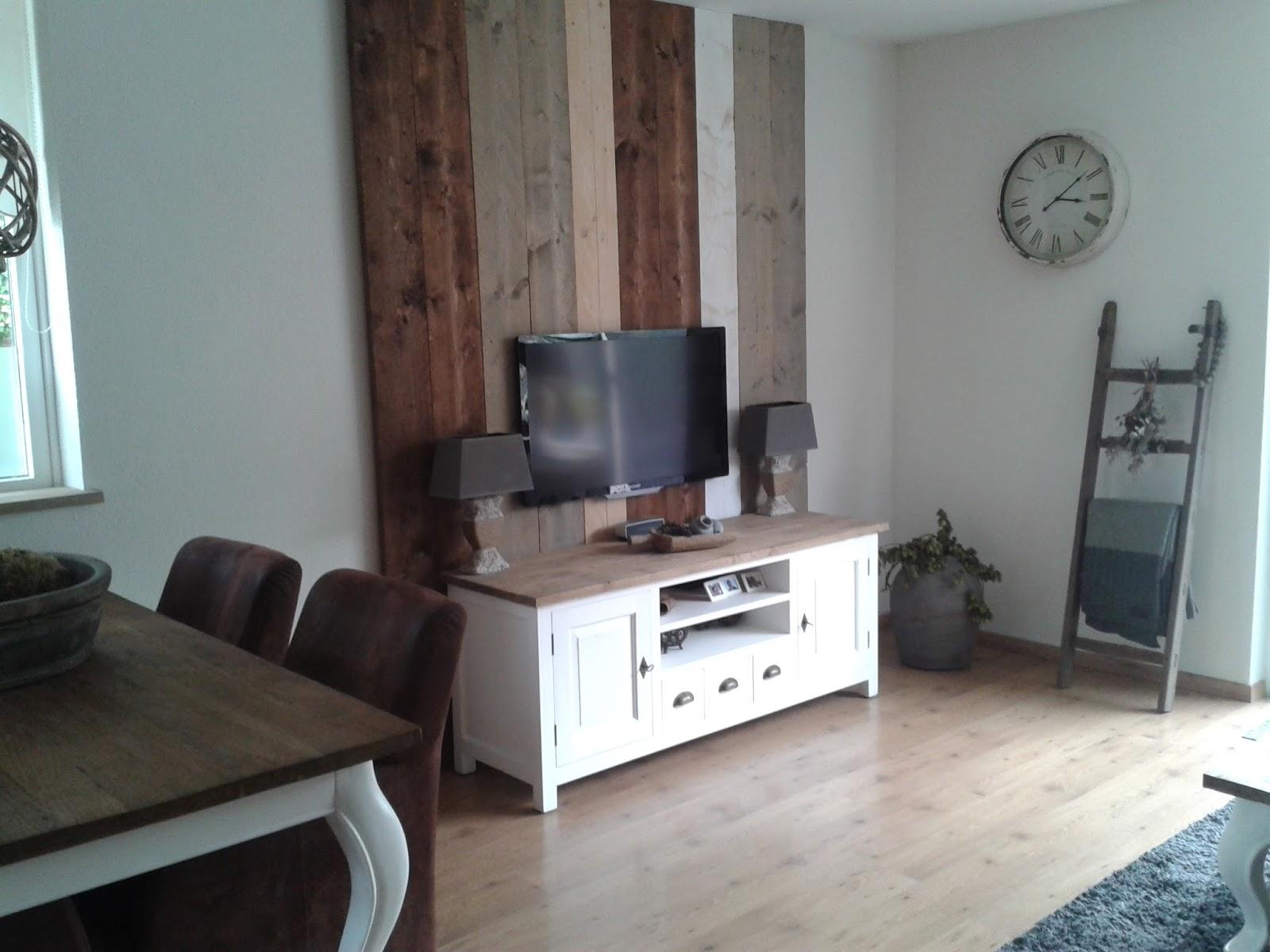 Wonen in je eigen stijl september 2015 - Keuken en woonkamer in dezelfde kamer ...