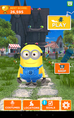 Despicable Me: All set for run