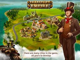 Transport Empire Steam Tycoon v 1.11.12 MOD APK Android