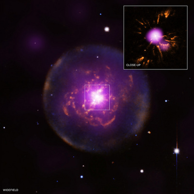 Resultado de imagen de Un equipo de científicos europeos, entre ellos investigadores del Instituto de Astrofísica de Canarias (IAC), ha hecho públicos los resultados de 30 años de investigación sobre la estrella hipergigante HR 8752,