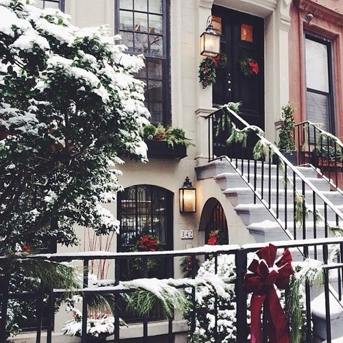 Christmas Decorating Ideas - Cool Chic Style Fashion