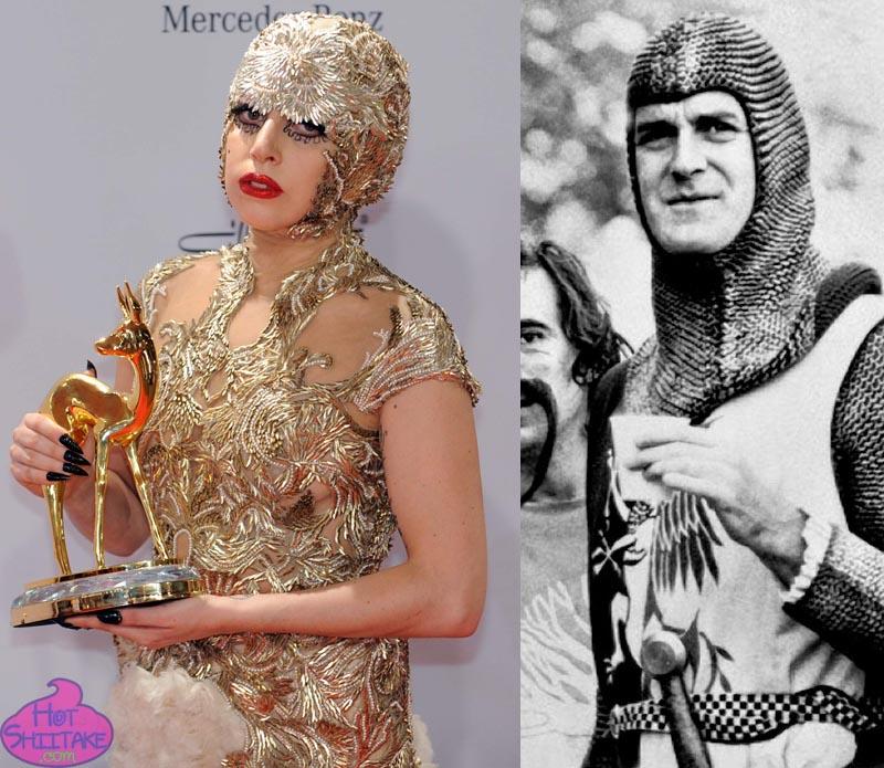 Lady GaGa Knight