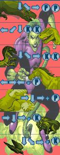 Beastboy Mugen Char