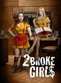 2 Broke Girls Temporada 1×01