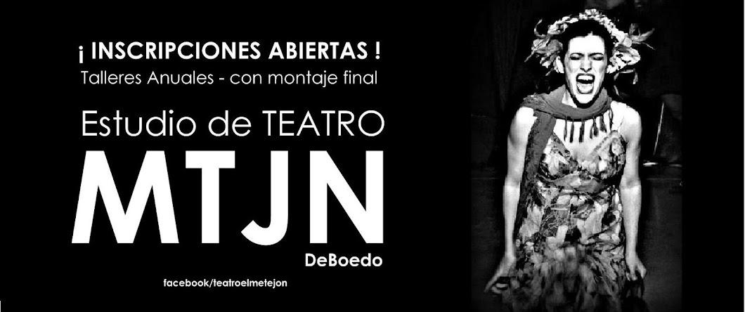 Estudio de Teatro MTJN