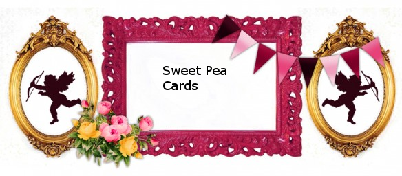 Sweet Pea Cards