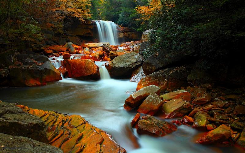 cascadas de agua para meditar