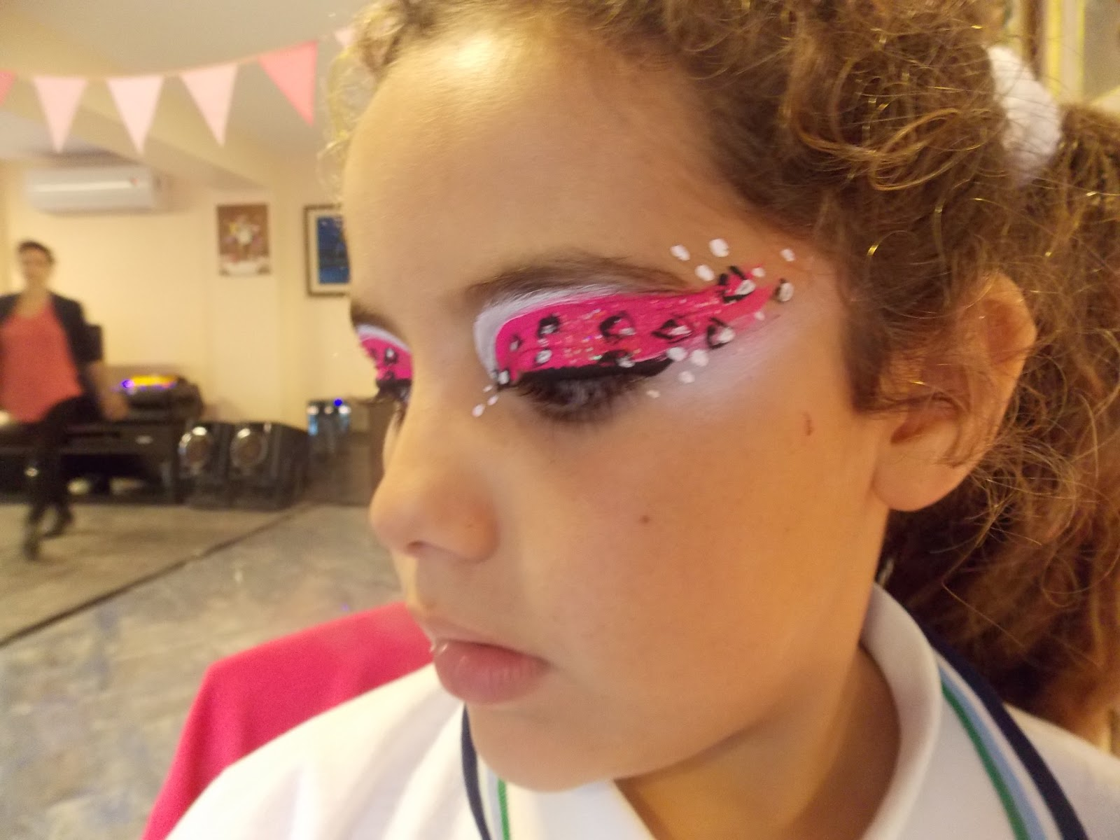 aire make up  maquillaje art u00edstico ni u00f1os