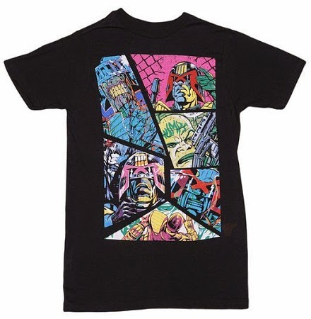 http://www.jackofalltradesclothing.com/products/judge-dredd-t-shirt-neon-panels