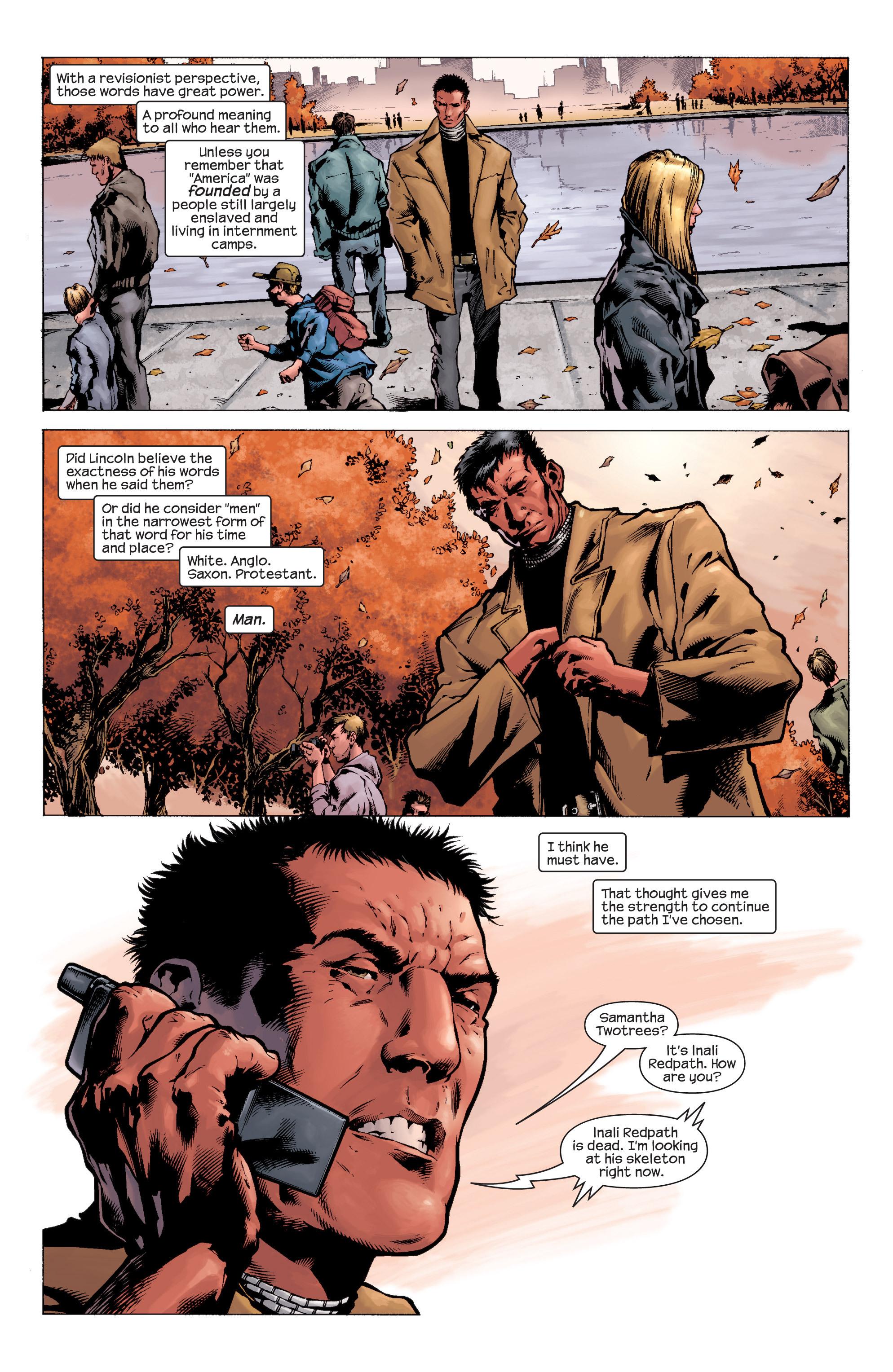 Captain America (2002) Issue #8 #9 - English 4
