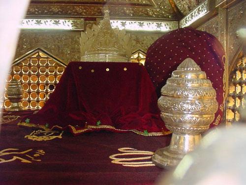 Sufi shrines hazrat ghous pak syed abdul qadir jillani hazrat ghous pak syed abdul qadir jillani altavistaventures Image collections