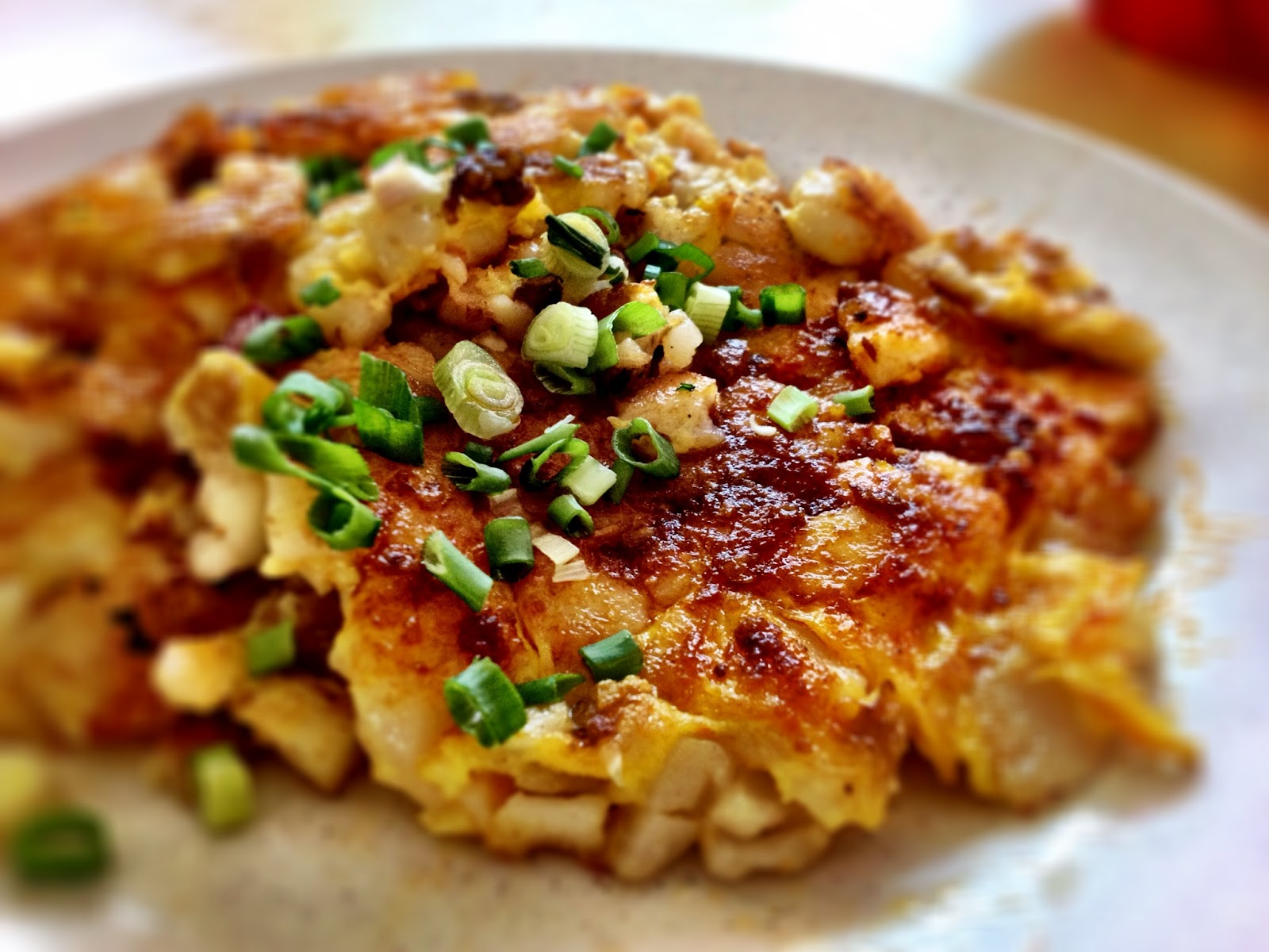 The Silver Chef: Hai Sheng Fried Carrot Cake at Bedok North