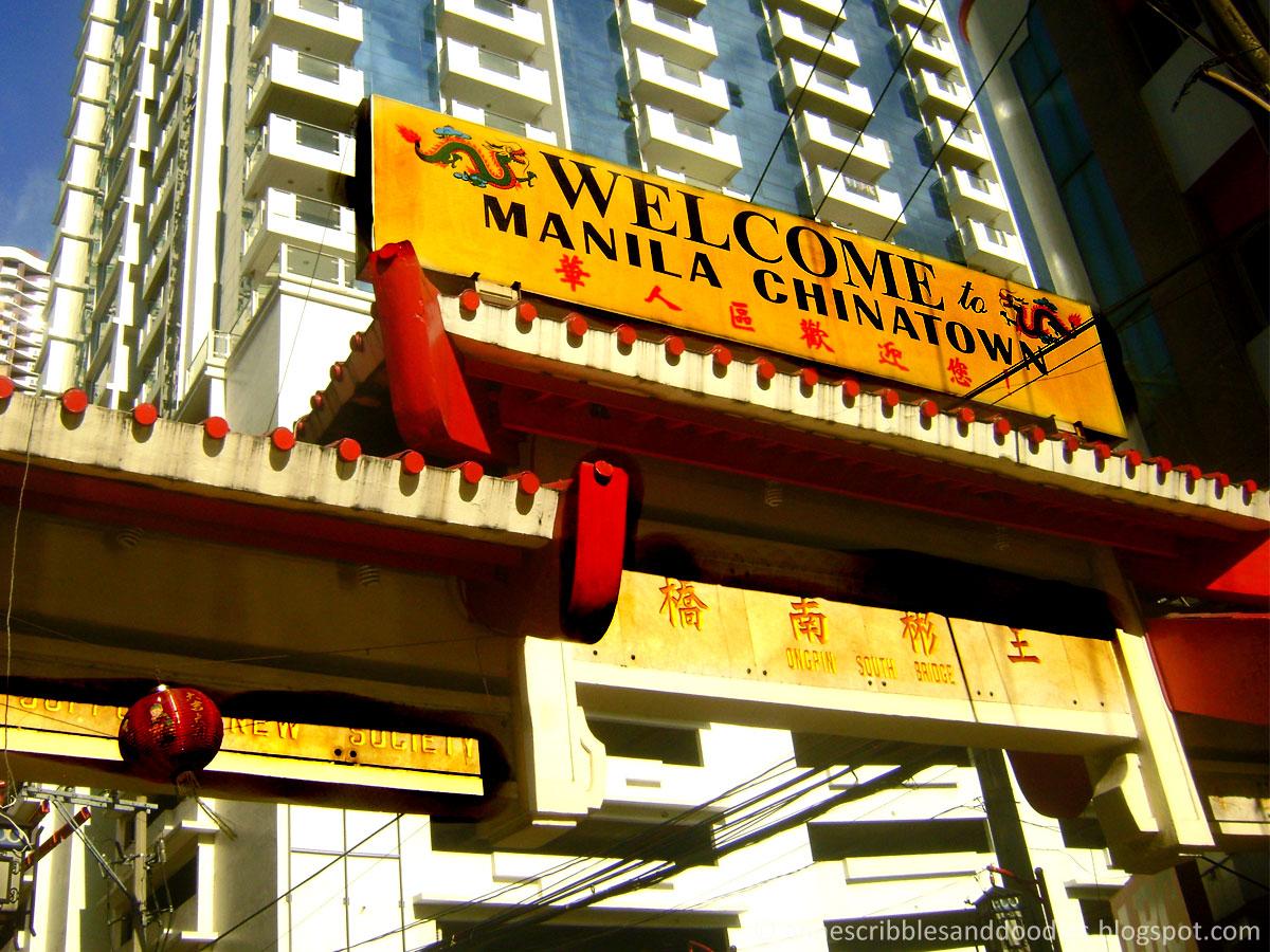 Binondo Manila Chinatown