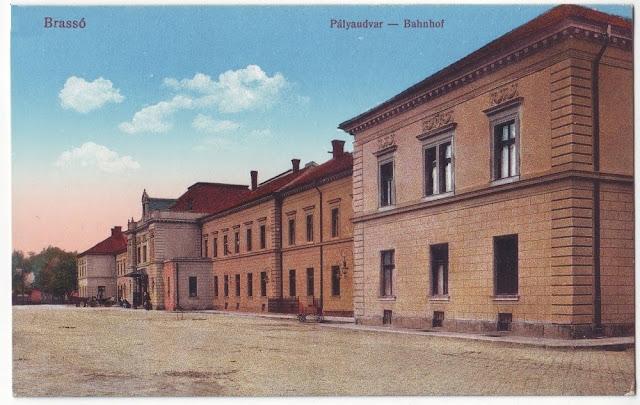 Gara din Brasov