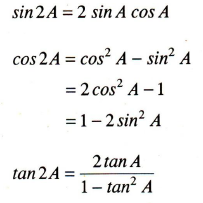 Double+Angle+Formula Trigonometry