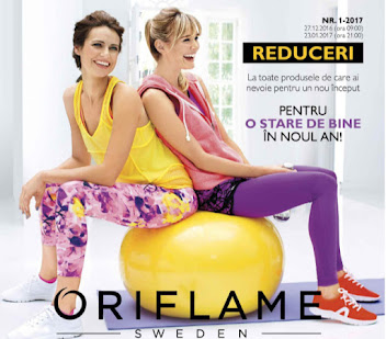 Catalog Oriflame C1 2017