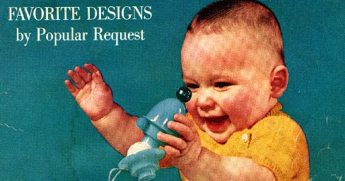 The Vintage Pattern Files 1950 S Knitting Amp Crochet