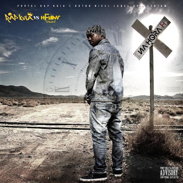 "Rap Kuia vs H Flow – Projecto ""Na Hora H"" (Download Gratuito)"