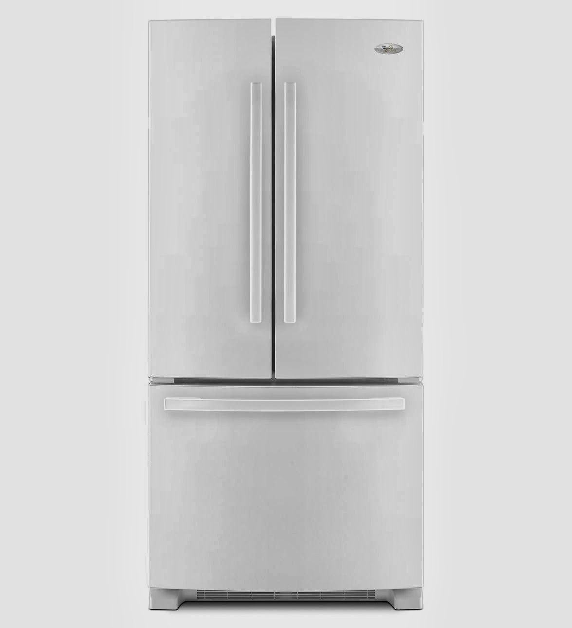 1290 #696962 French Door Refrigerator White Whirlpool French Door Refrigerator  wallpaper French Doors Refrigerators 35551175