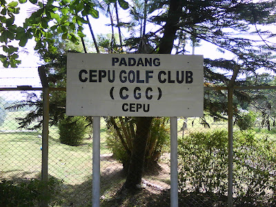 Cepu Golf Club