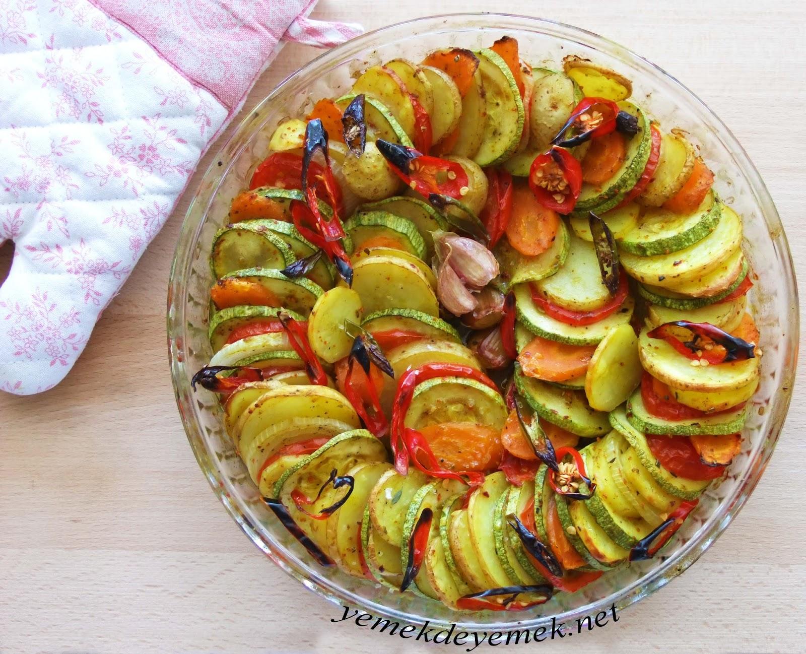 Sebzeli Karides Şiş Tarifi