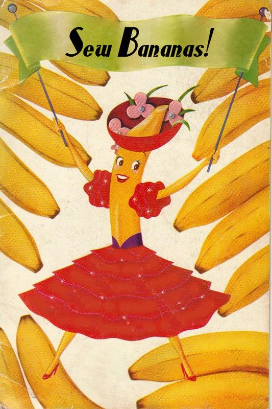 Sew Bananas!