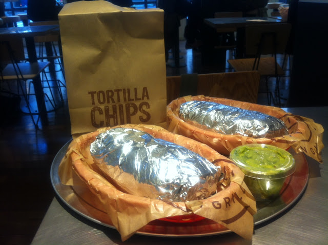 REVIEW: CHIPOTLE