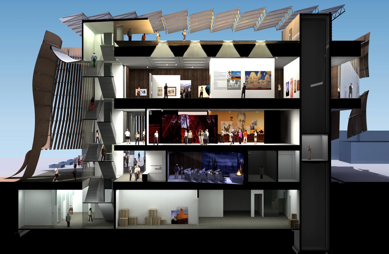 Arte doble piel segunda fachada - Fachadas arquitectura ...