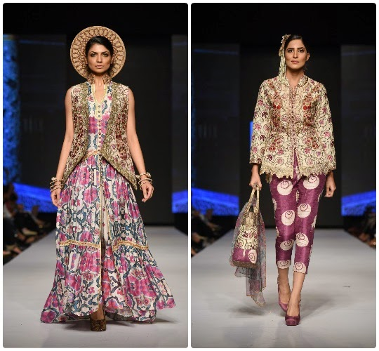 Shameel Ansari 2015 TPFW luxury pret collection