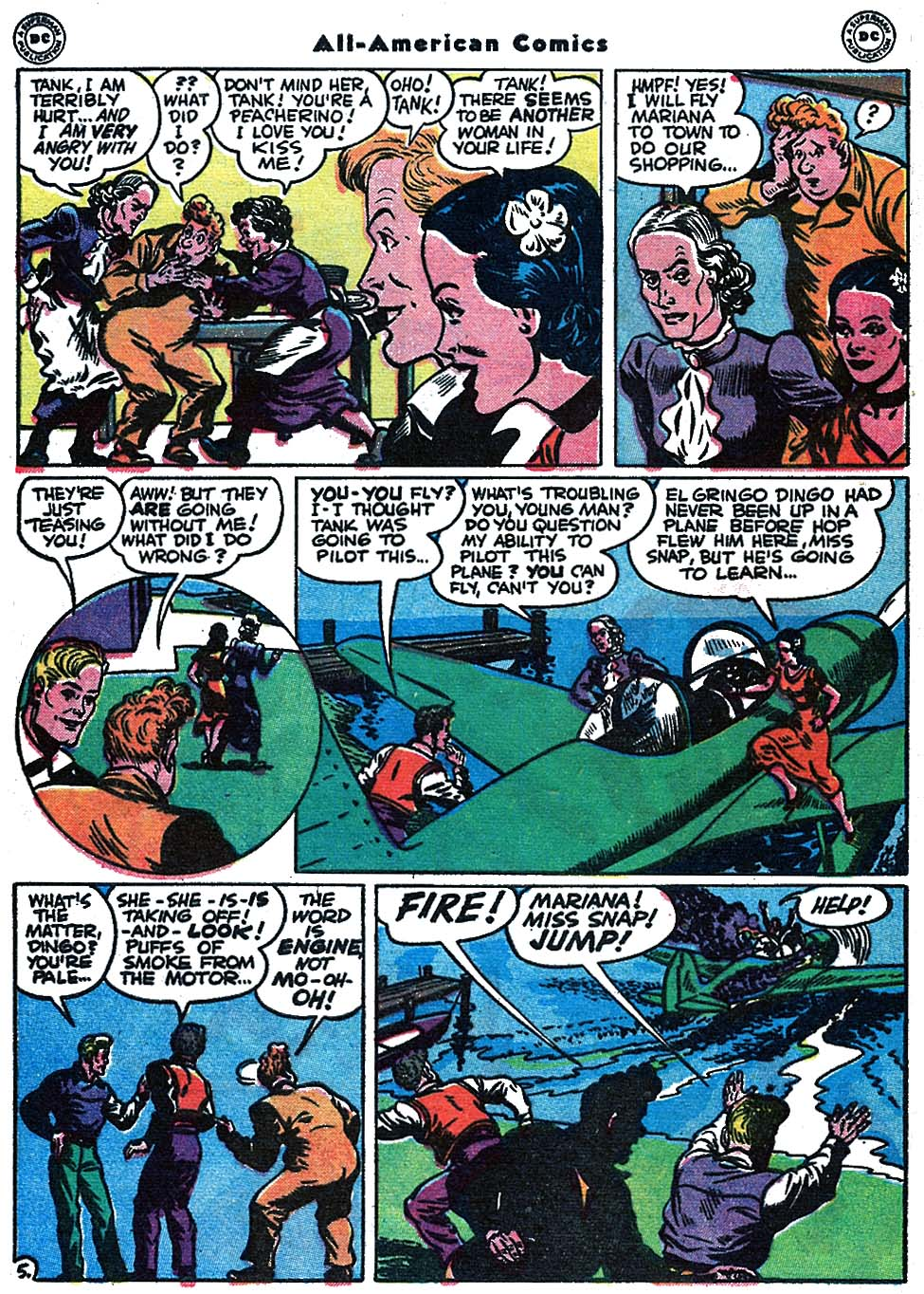 Read online All-American Comics (1939) comic -  Issue #87 - 46