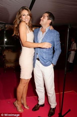 Elizabeth Hurley Kissing Challenge gossip9 news