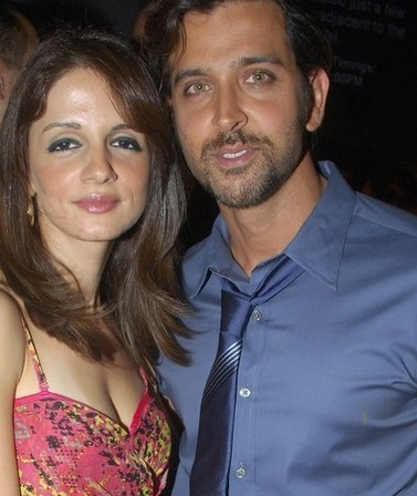 Suzanne dating bollywood actor