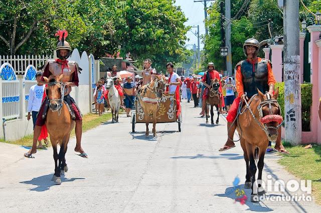 San Pero Cutud Lenten Rites San Fernando Pampanga